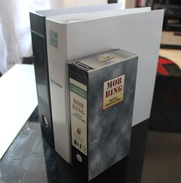 Das Kartenspiel Mobbing