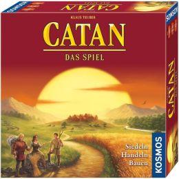 Siedler von Catan Cover