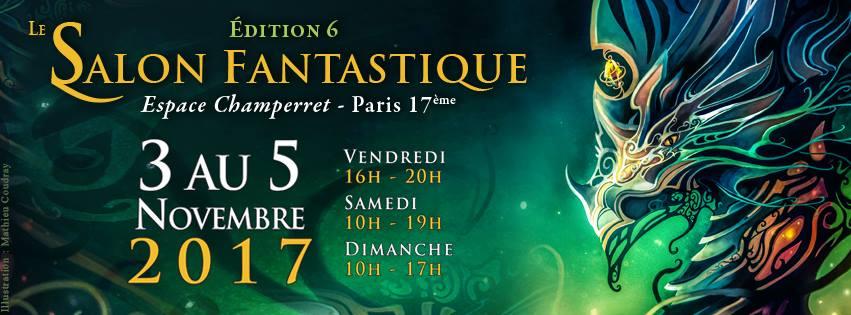 Faut qu'on conv' #3 : Le Salon Fantastique – L'anti Paris Games Week