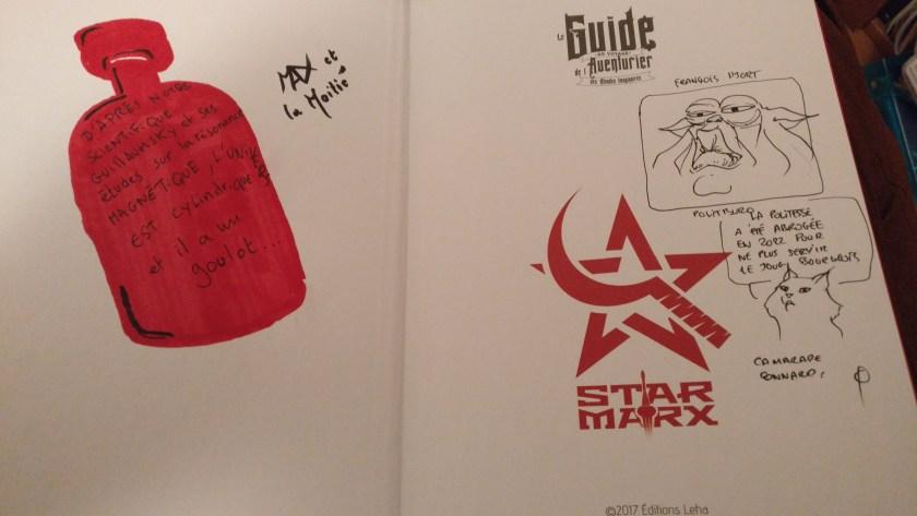 Autographe SM