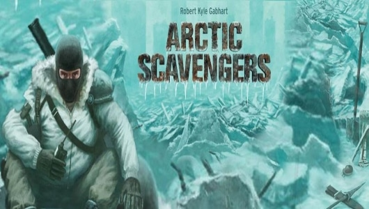 Let's palette #5 – ARCTIC SCAVENGERS