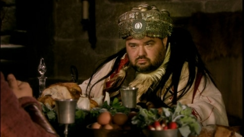 Burgonde King