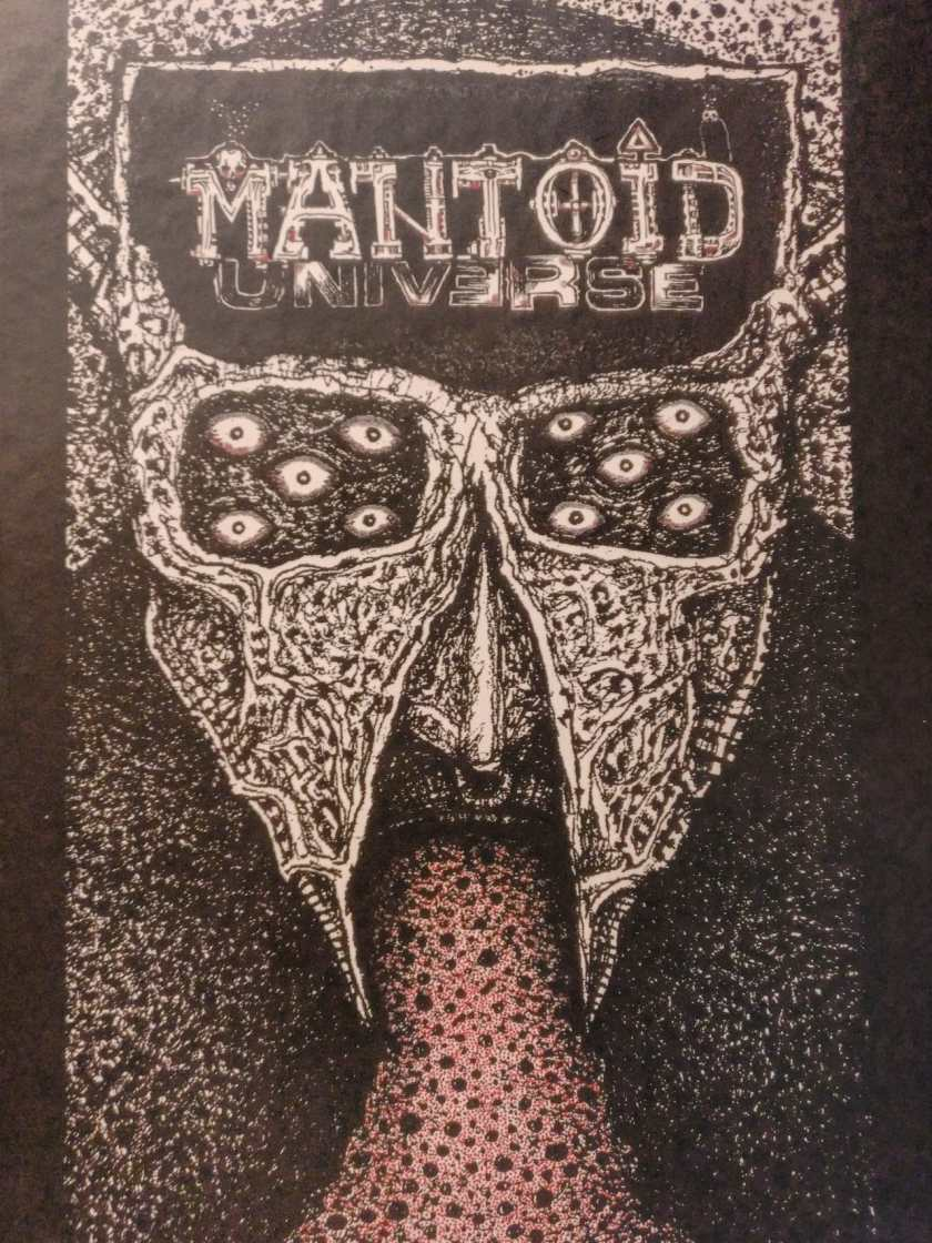 Mantoid Cover RPG