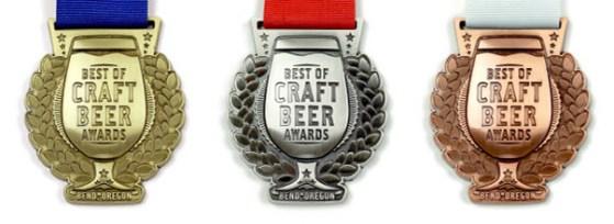 medallas cerveceras