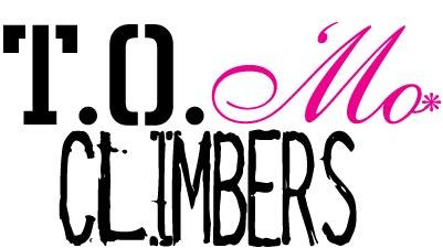 T.O. 'Mo Climbers - yih yih!