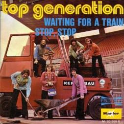 Top Generation Ovitek licenčne singlce izdane v Španiji