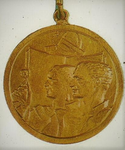 035 Medal of work