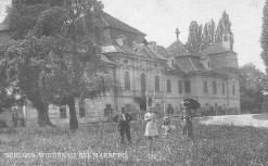 Betnavski grad leta 1910