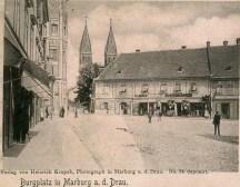 Grajski trg pred I.vojno