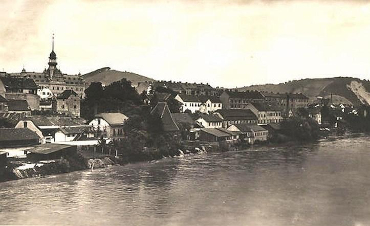 Marburg-a-Drau-Teilansicht