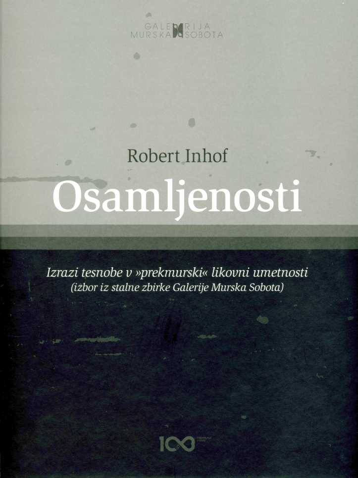 Robert Inhof Osamljenosti NASLOVNICA