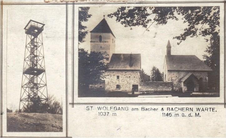 pohorski stolp
