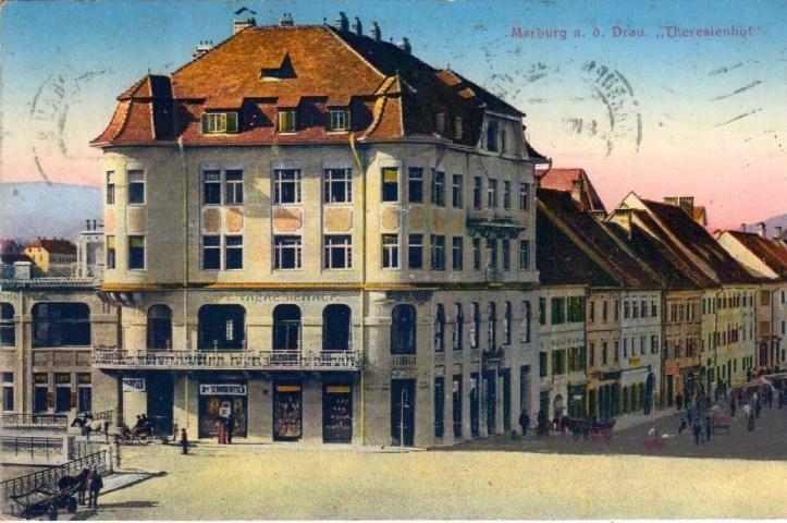 kavarna 1916