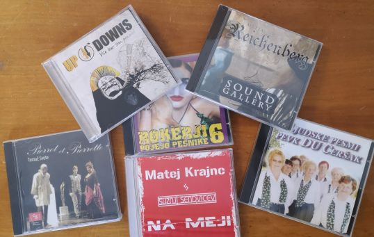 brezplačni cd-ji
