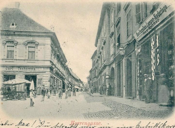 GOSPOSKA 1900