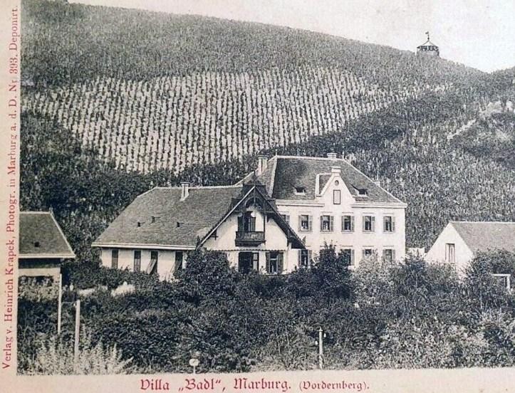 PRI PARKU 1899