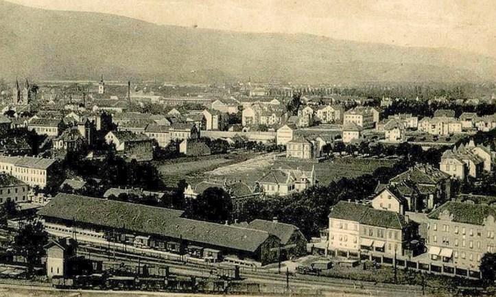 kolodvor -1914