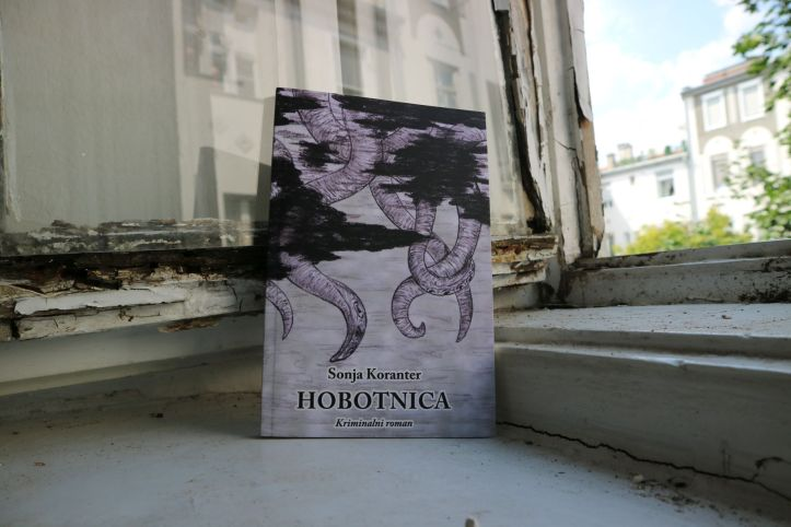 Sonja Koranter_Hobotnica_naslovnica_promo