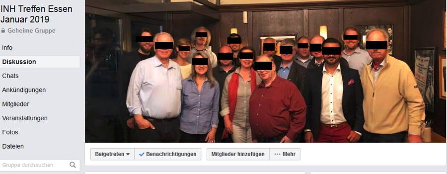 Strategietreffen der INH-Skeptiker am 19. Januar in Essen zur Frage: Wie Homöopathie und Becker platt machen?