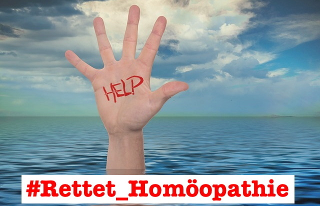 Jetzt unterzeichnen bei Change.org: Rettet die Homöopathie! Petition von Hahnemann-Gesellschaft für Wahltarife bei Krankenkassen