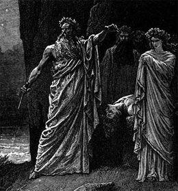 Los druidas de los Celtas