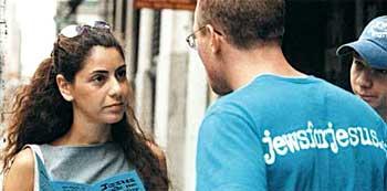 Judíos que creen en Jesús