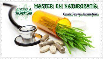 Máster en naturopatía
