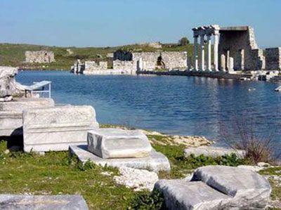 Restos Ciudad de Mileto