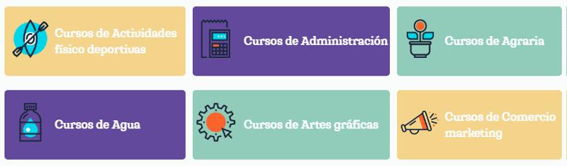 Cursos online gratuitos Formate.es