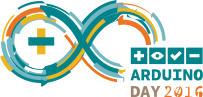 Λογότυπο Ημέρας Arduino Genuino