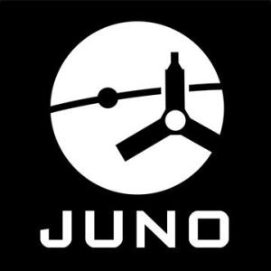 Λογότυπος αποστολής Juno