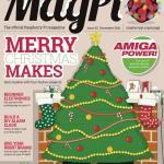 Εξώφυλλο MagPi, τεύχος 52 (Δεκέμβριος 2016)