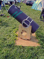 Ερασιτεχνικό τηλεσκόπιο Dobsonian