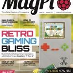 Εξώφυλλο MagPi, τεύχος 55 (Μάρτιος 2017)