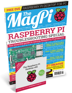 The MagPi, τεύχος 60 (Αύγουστος 2017)