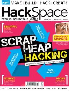 HackSpace, τεύχος 3