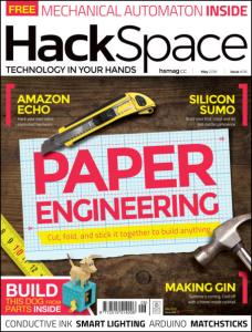 HackSpace magazine, issue 6