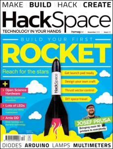 HackSpace Magazine, 12