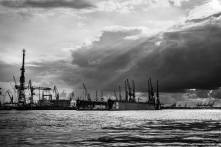 Hamburg Hafen August 2014