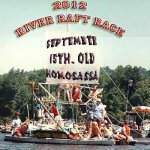 Homosassa River Raft Race