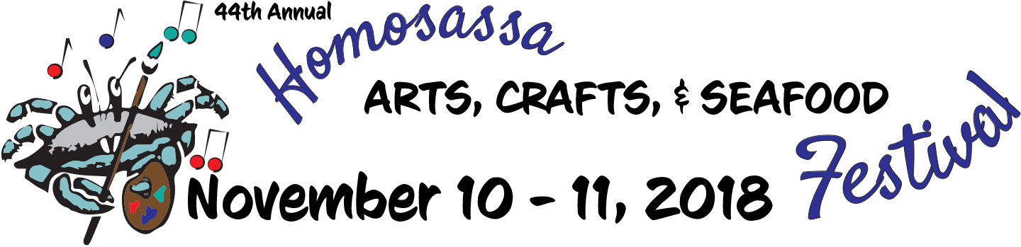 Homosassa Arts, Crafts, and Seafood Festival
