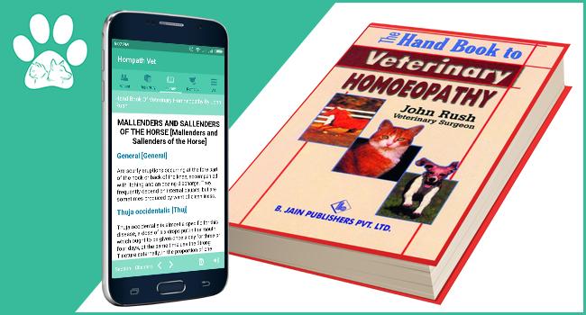 Handbook of Veterinary Homeopathy by Dr. John Rush