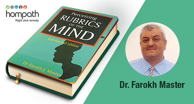 Perceiving Rubrics of the Mind Farokh Master