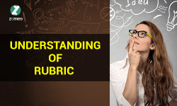 Understanding of rubric