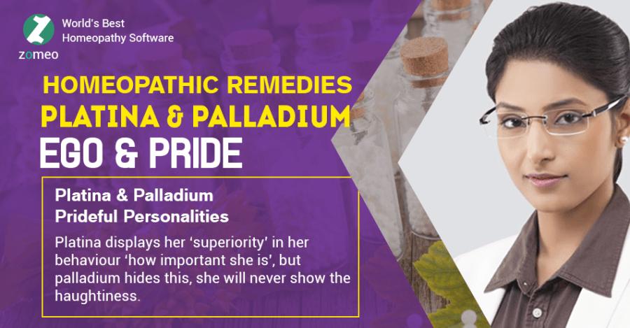Ego & Pride - Platina and Palladium