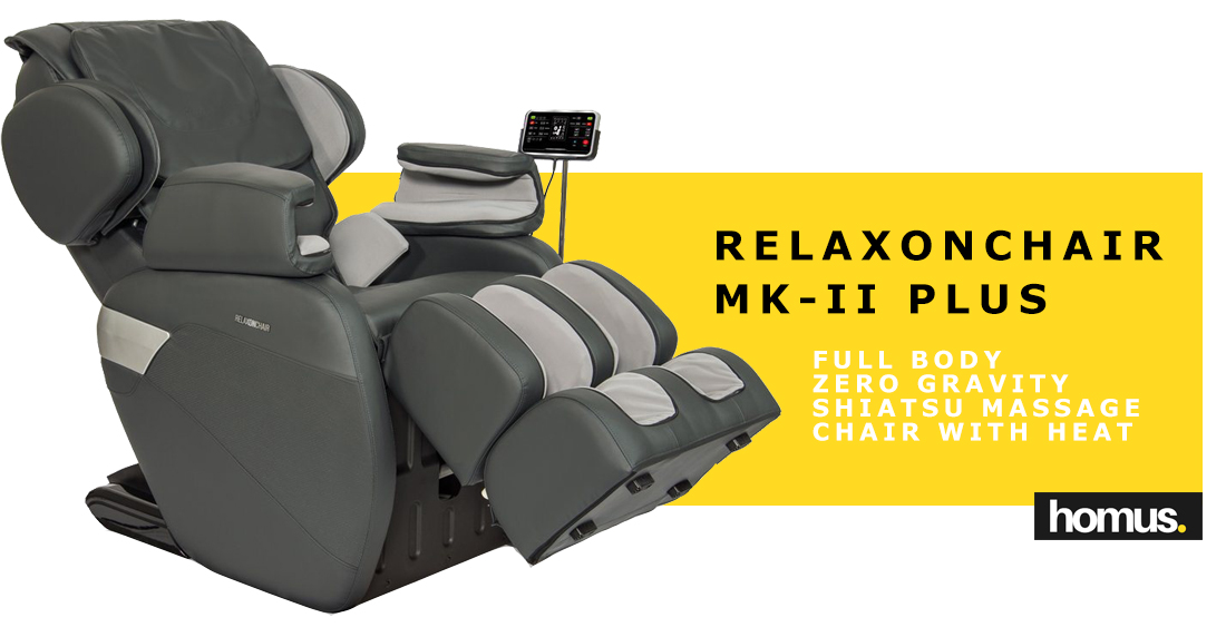 Massage Chair Reviews The Key To Extra Relaxation In 2019