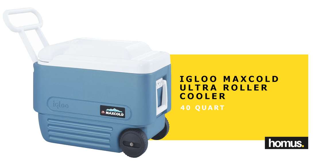 Igloo Maxcold Ultra Roller Cooler