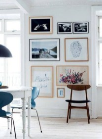 Awesome Gallery Wall Design Ideas 04