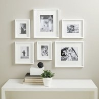 Awesome Gallery Wall Design Ideas 19