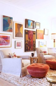 Awesome Gallery Wall Design Ideas 31